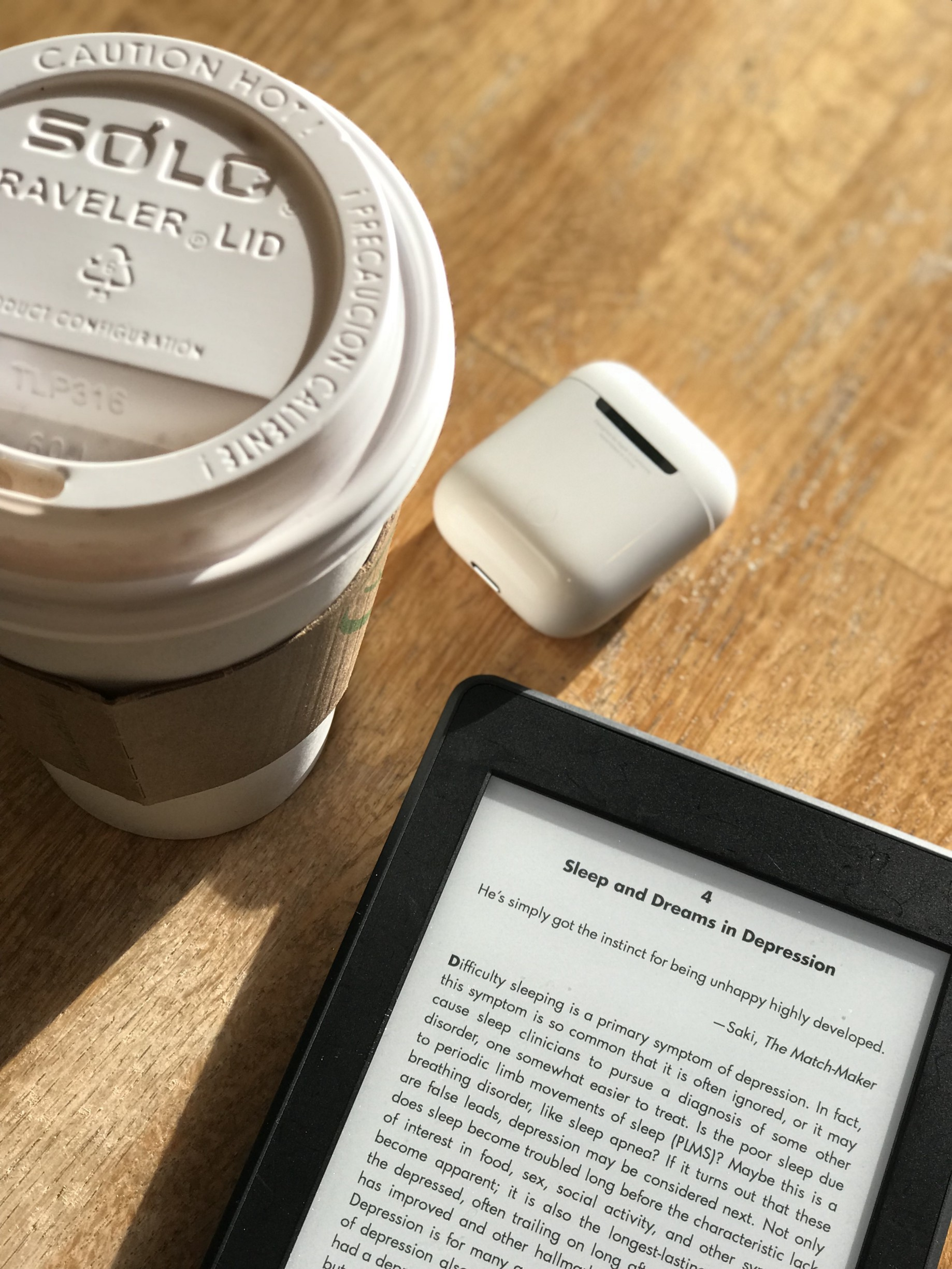 Influences of the Apple Watch: Considering A Cellular Kindle