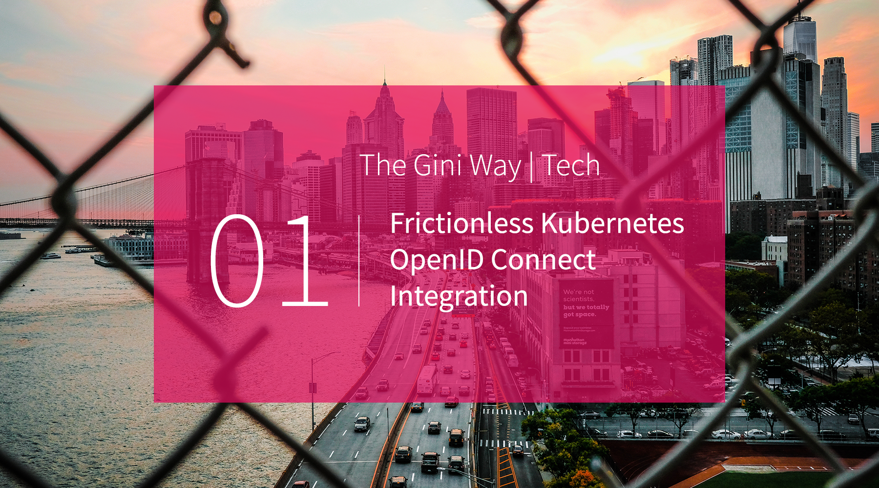 Frictionless Kubernetes OpenID Connect integration - The Gini Way