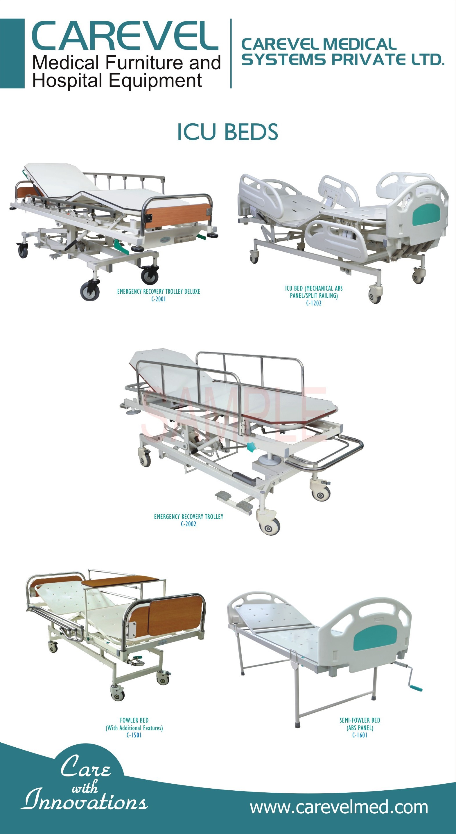 Get best quality Equipments with Hospital Furniture