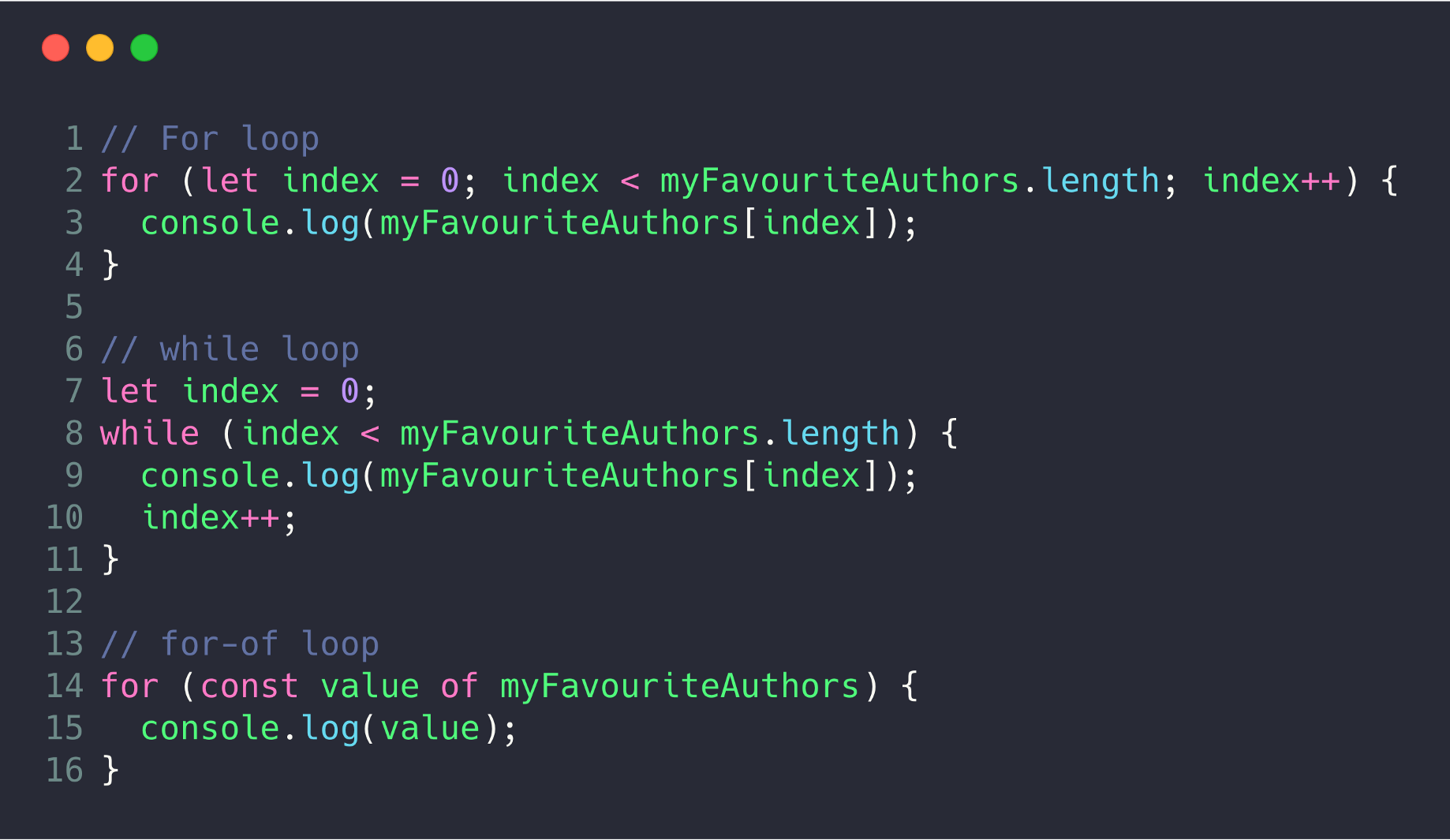A Simple Guide to ES20 Iterators in JavaScript with Examples   by ...
