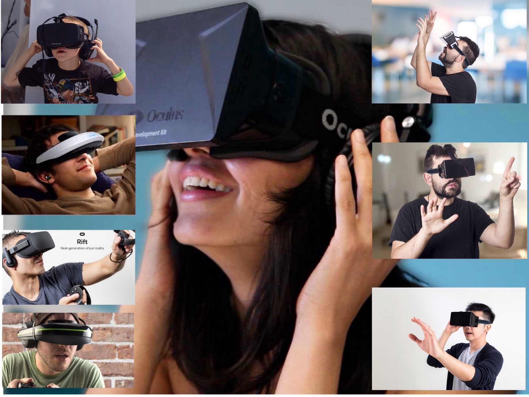 Accessibility and VR - Virtual Reality Pop
