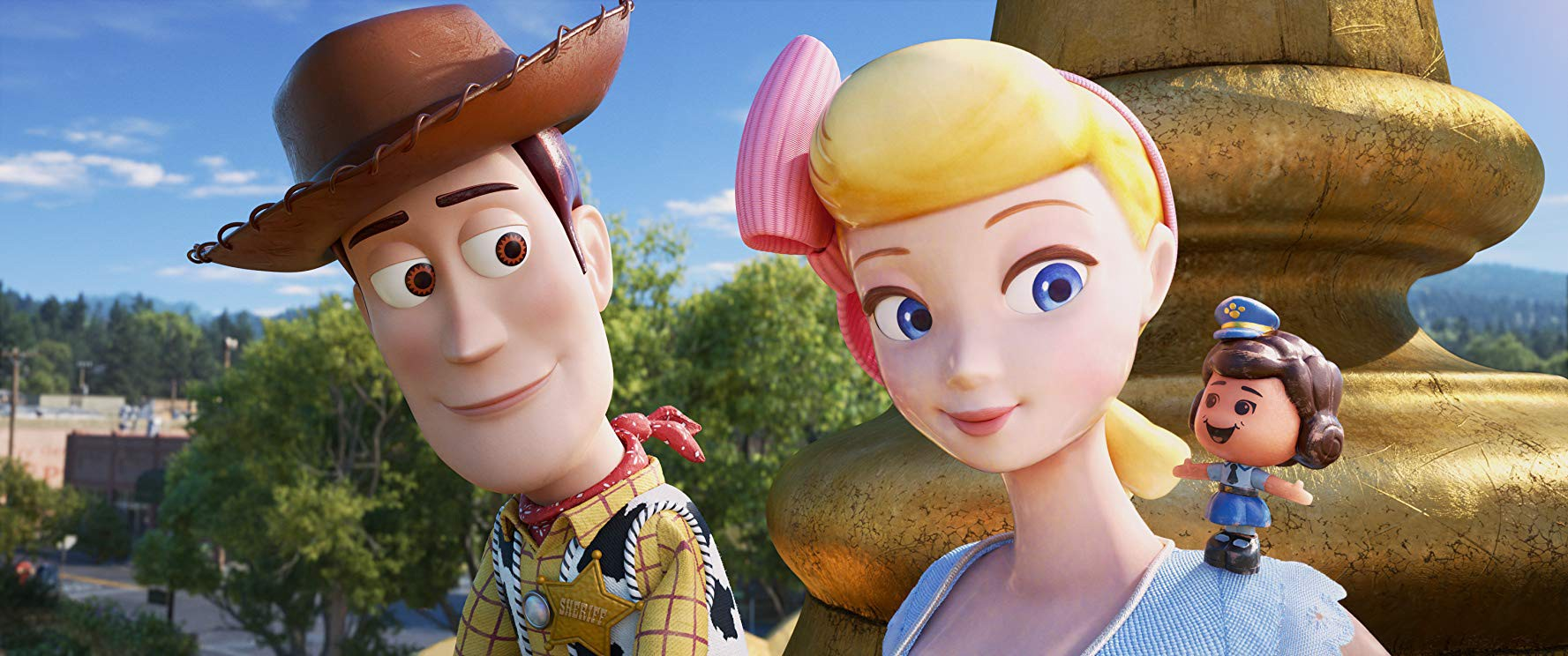 The Art of Moving On: Toy Story 4's Storytelling Magic