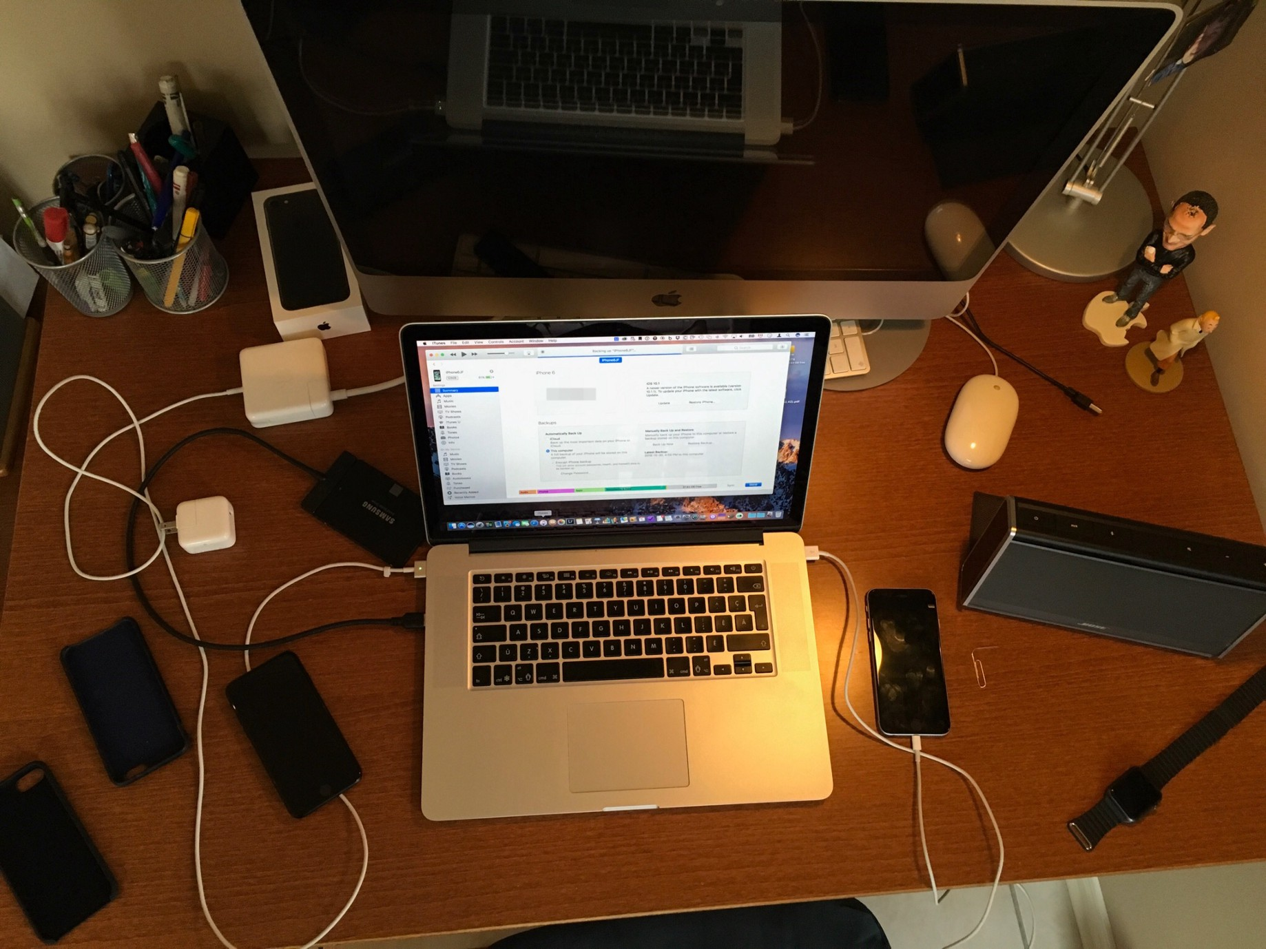 The ABC…YZ of moving from an iPhone 6 to a brand new iPhone 7