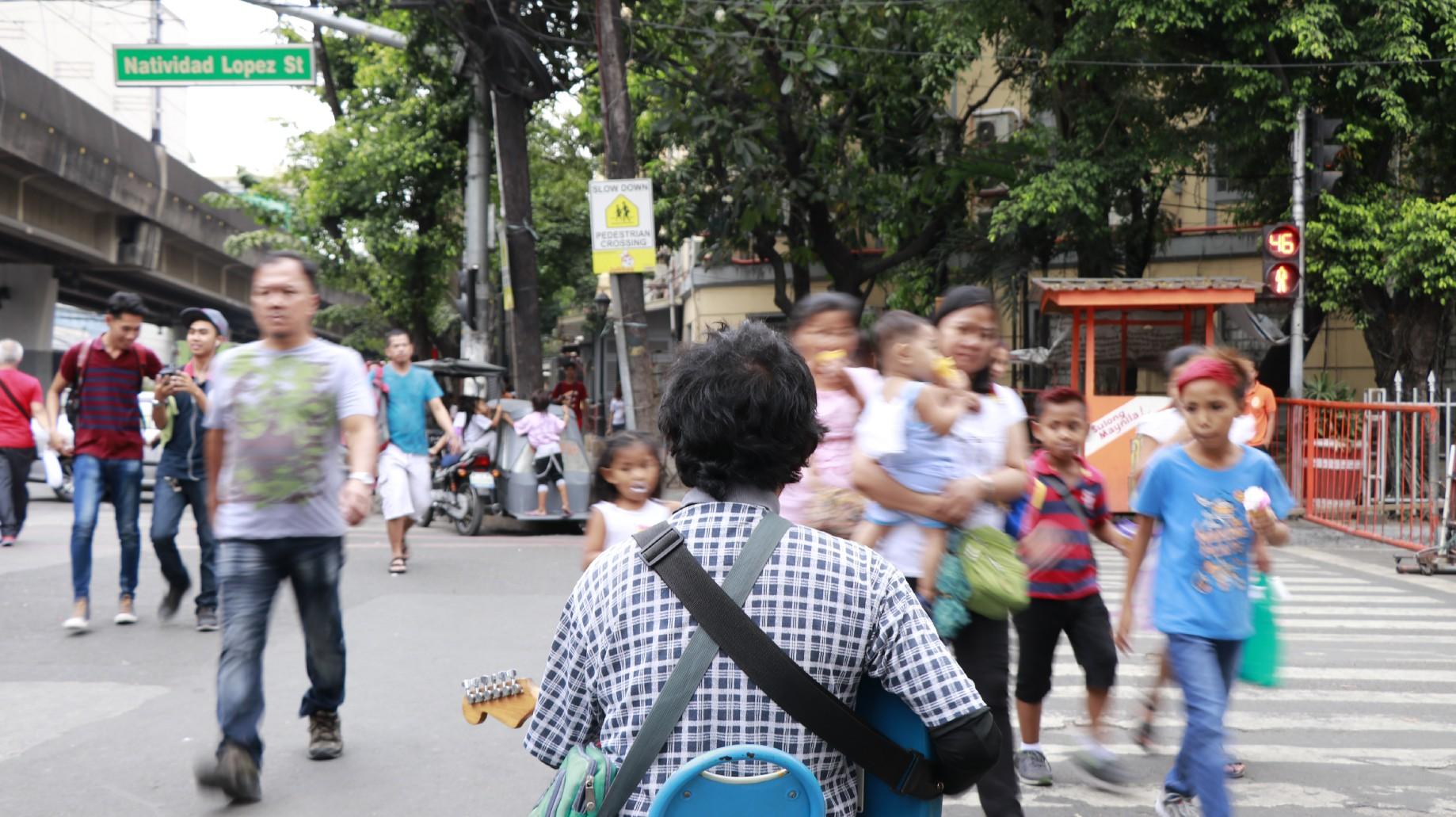 My Streets, My Stage: A Look into the Street Musicians of Metro Manila