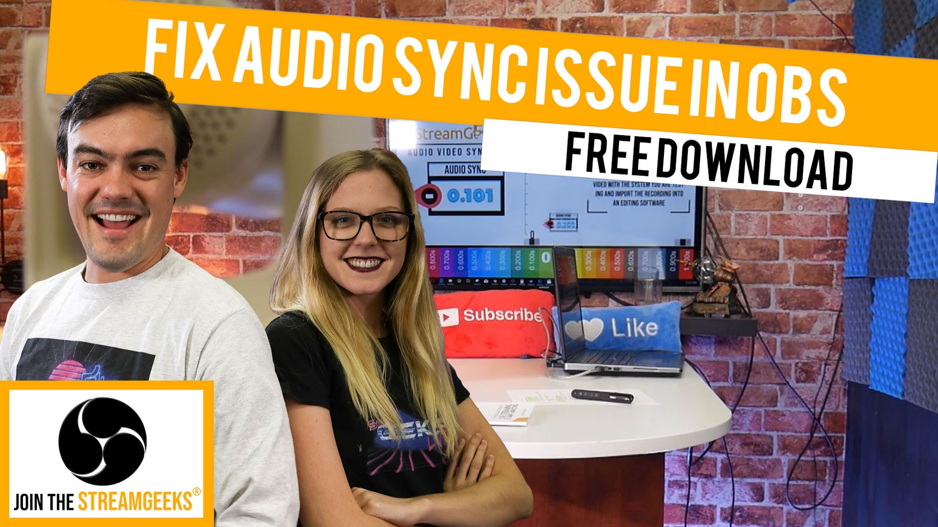Solving the #1 issue for Open Broadcaster Software Users — OBS Audio