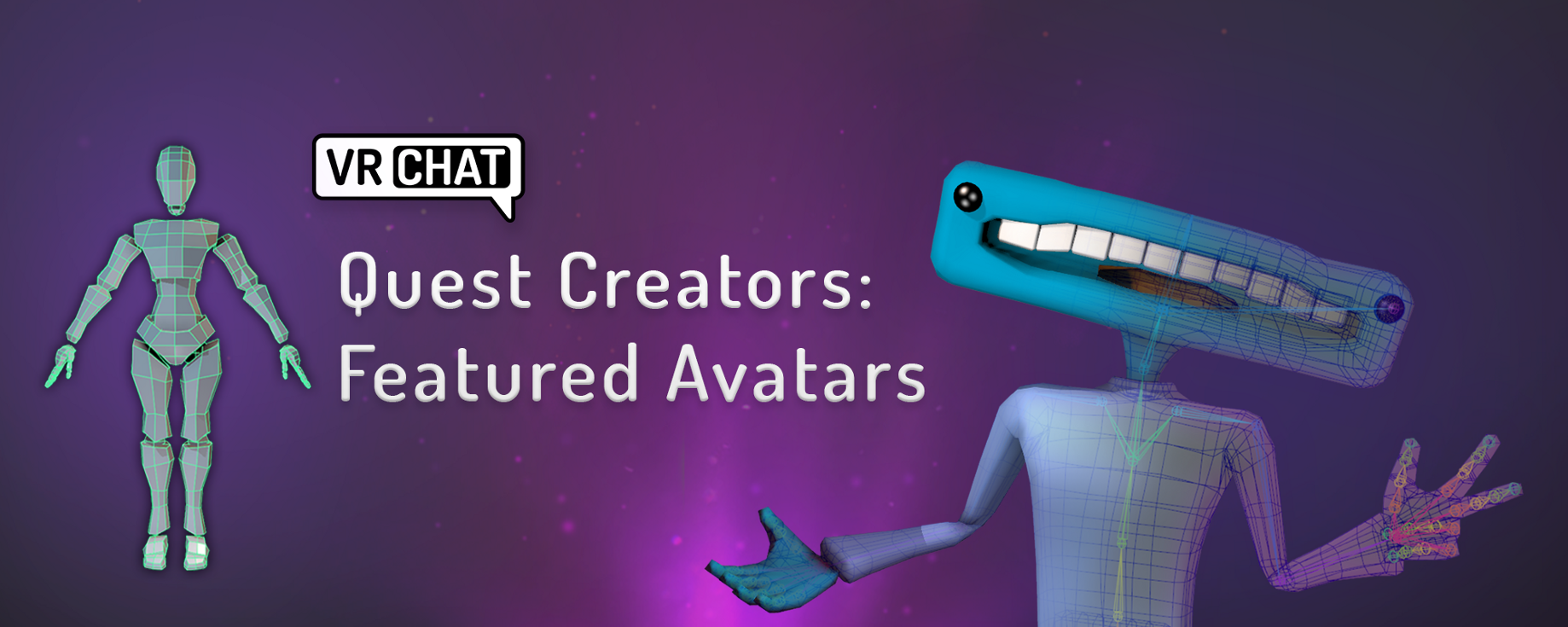 VRChat Quest Avatar Creators: Get your Avatar into the Featured row!