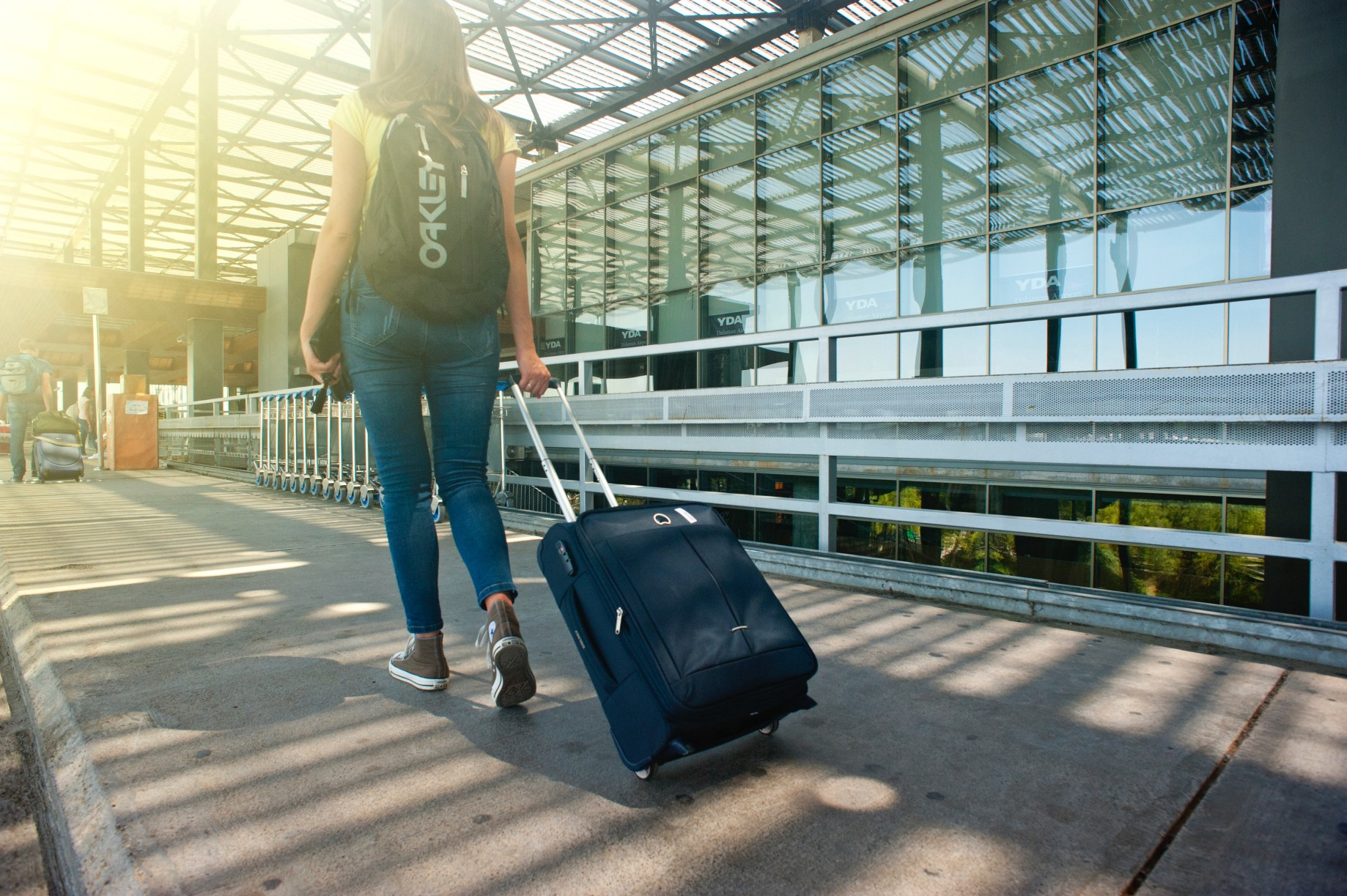Don't Use Public USB Charging Stations, and Other Cyber Travel Tips