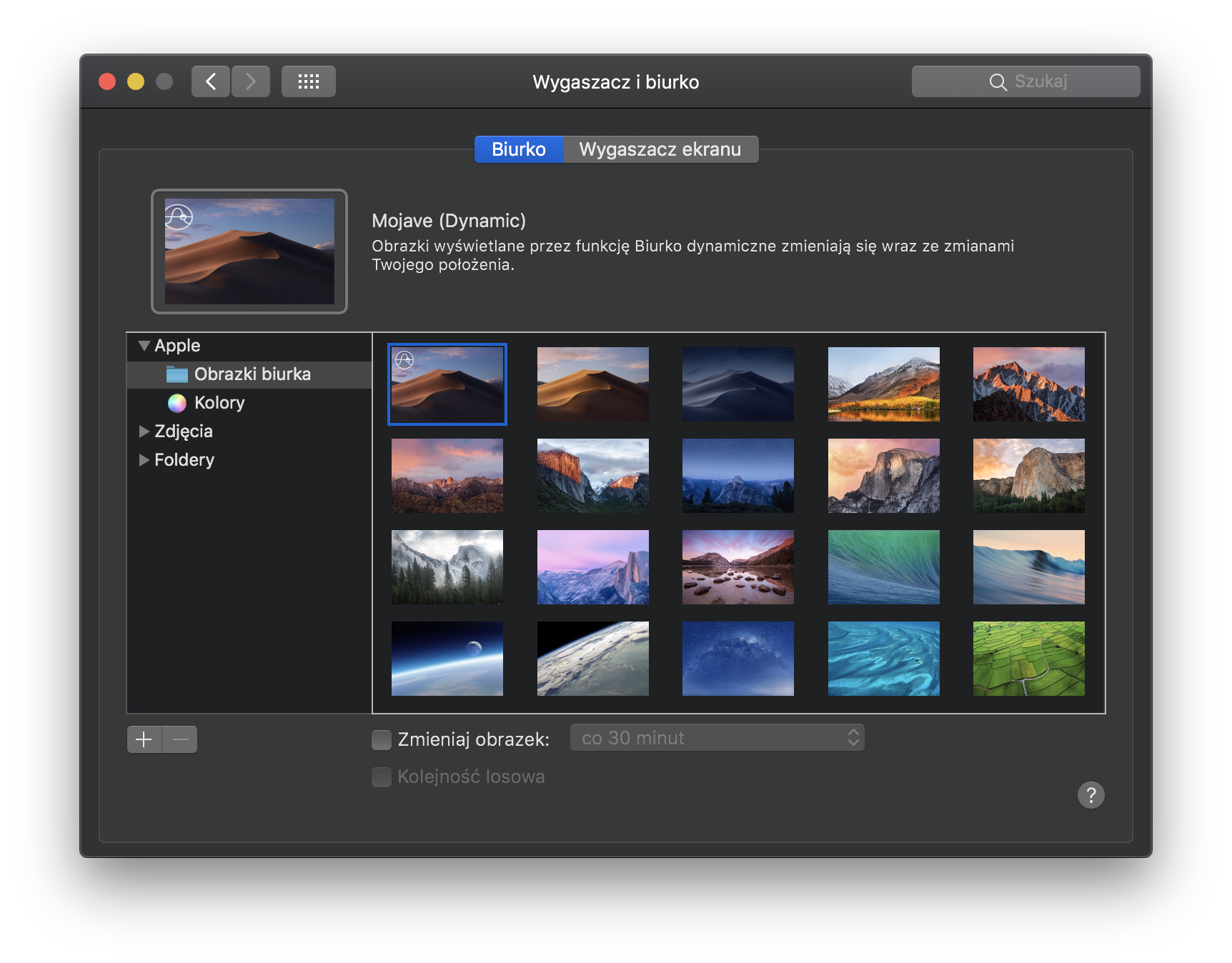 Macos Mojave Dynamic Wallpaper Itnext