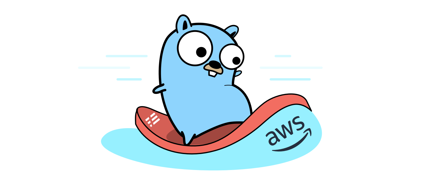 Build and deploy a multi-route, serverless web app with Golang on AWS