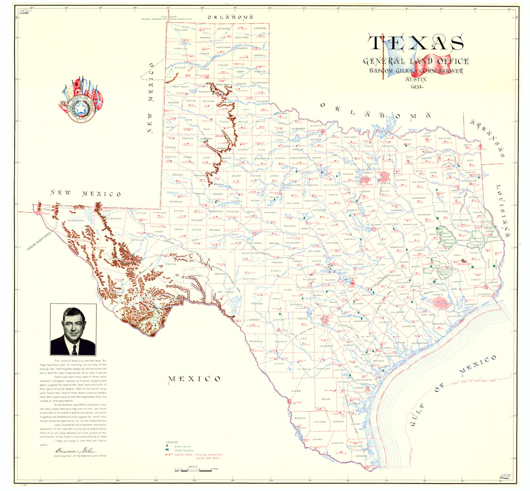 The Art of Eltea Armstrong, Part 2: Celebrating Texas