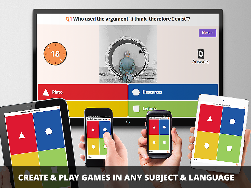 """Build a """"Kahoot!"""" Clone with AngularJS and Firebase"""