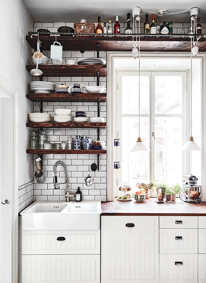 5 Kitchen Design Elements For Small Urban Apartments By Cabinet Diy Cabinet Diy Medium