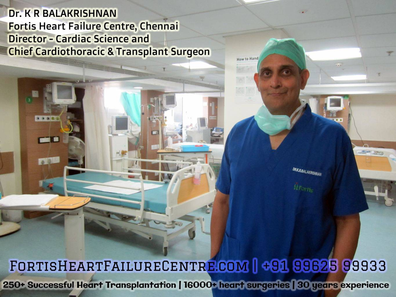 Dr K R Balakrishnan Best Heart Transplant Surgeon In India By Priya Shetty Medium
