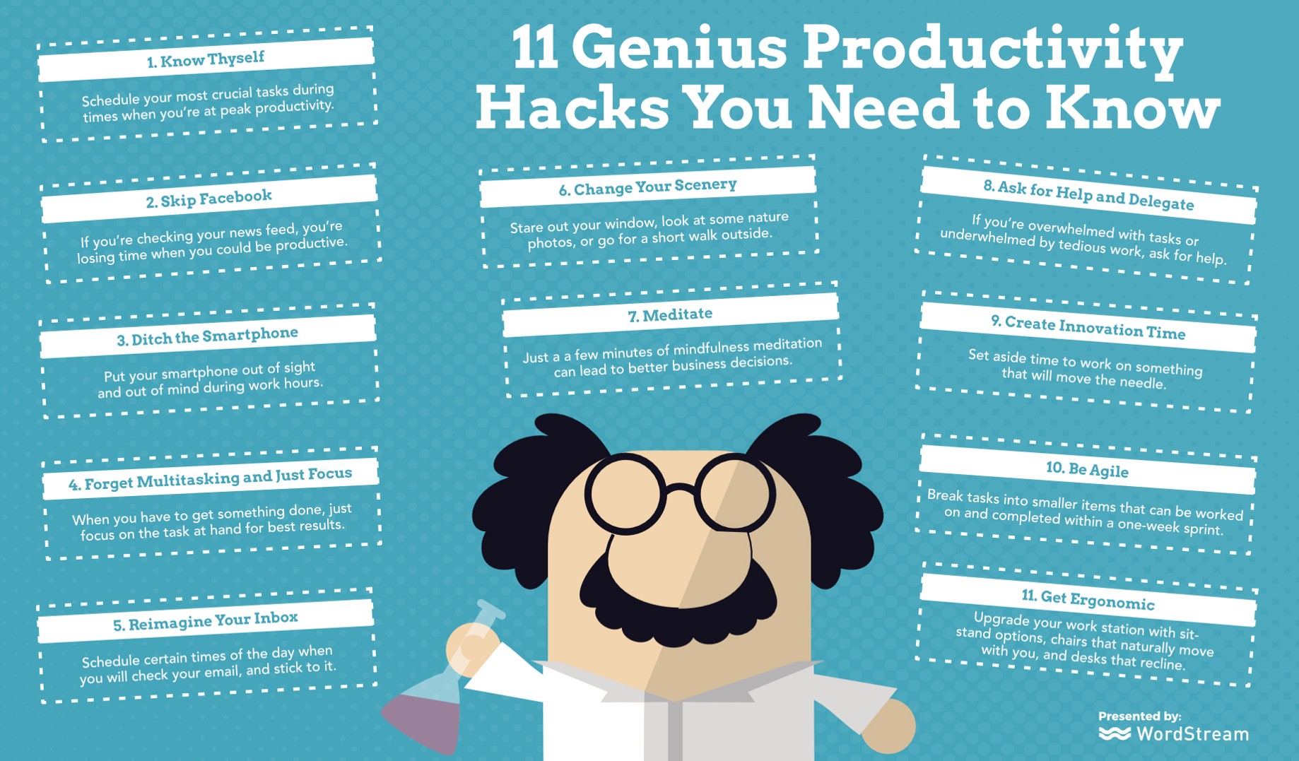 11 Amazing Productivity Hacks That Will Improve Your Life