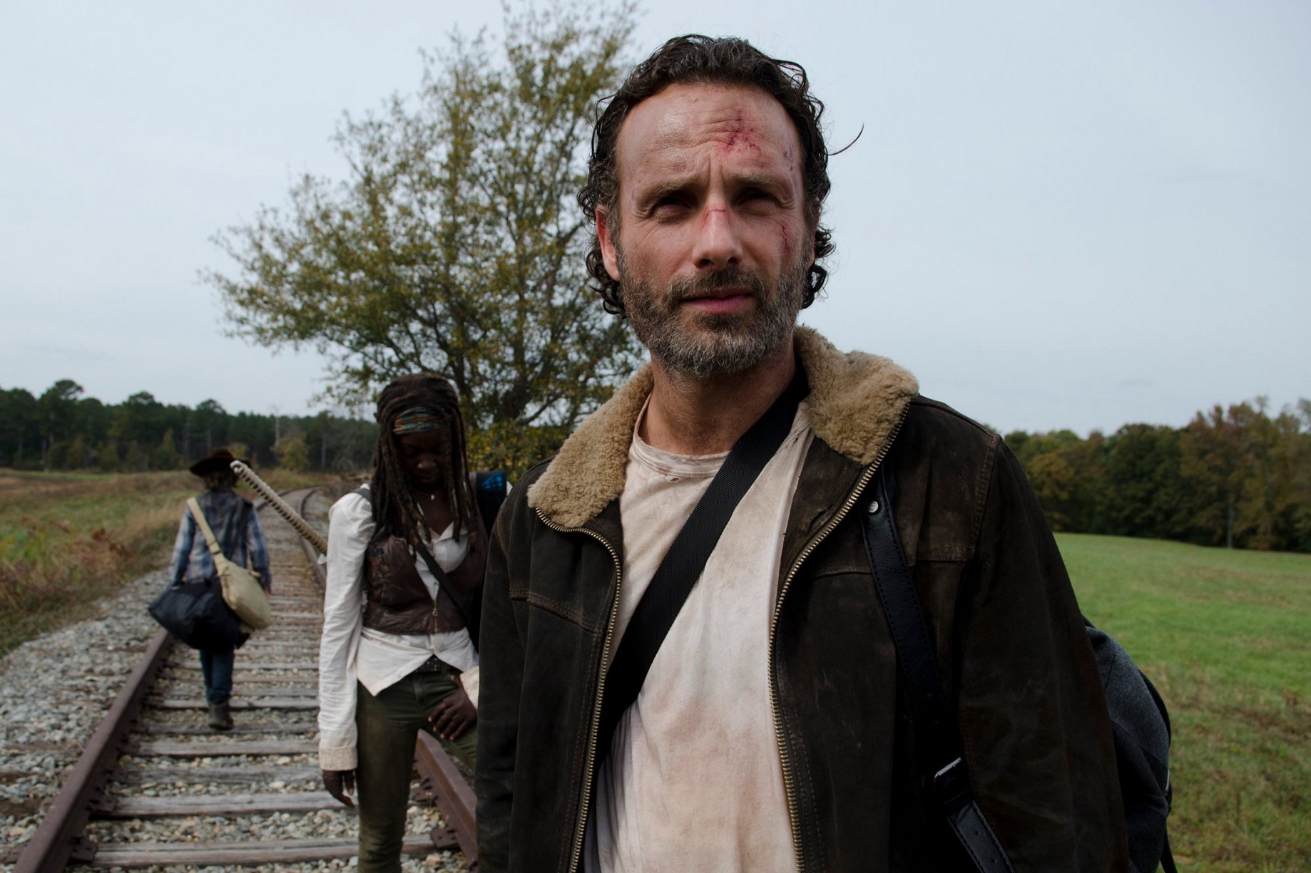 The Rick Grimes Guide to Leadership and Team Building