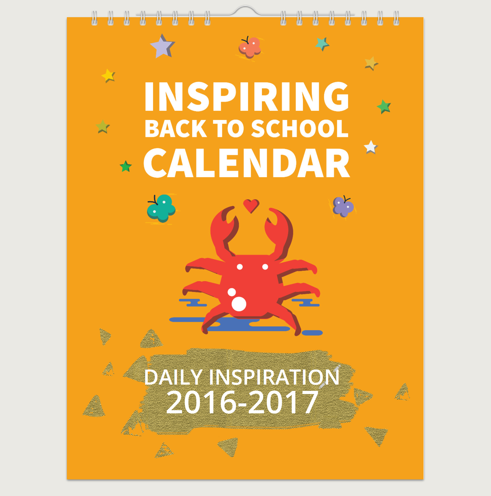 3 Cute Calendars With Inspiring Quotes That Will Make You Smile