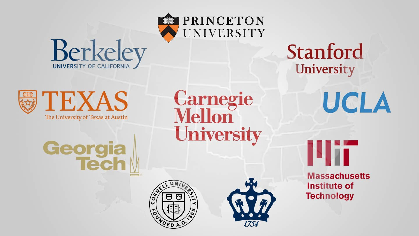 Top Universities In Usa >> Top Universities To Pursue A Phd In Machine Learning In The Usa