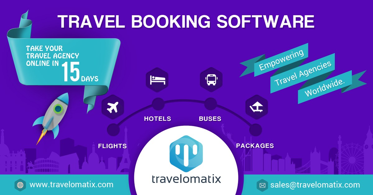 Must for Travel Agency System  Maximize the output of B2C B2B Travel