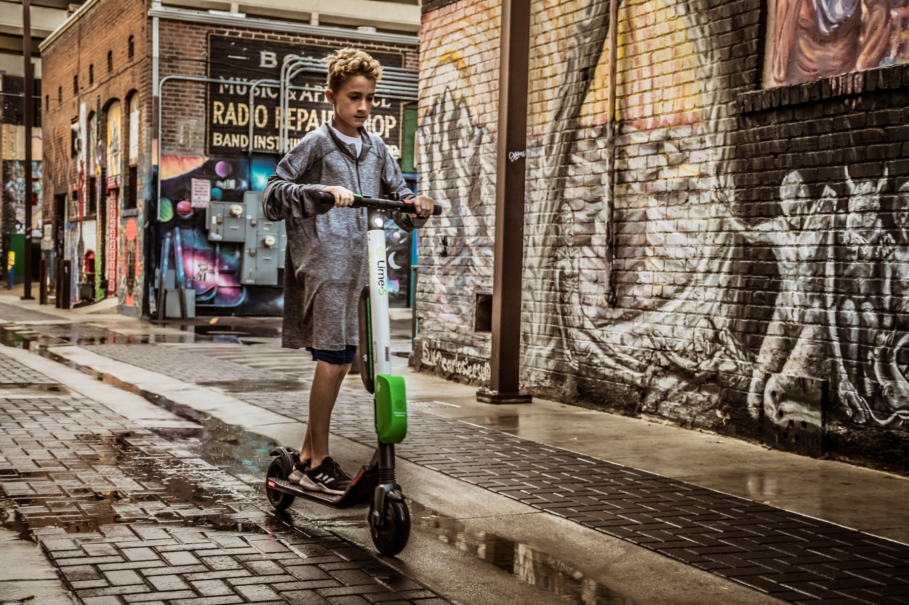 Operational dis-excellence: the cost of electric scooter breakneck