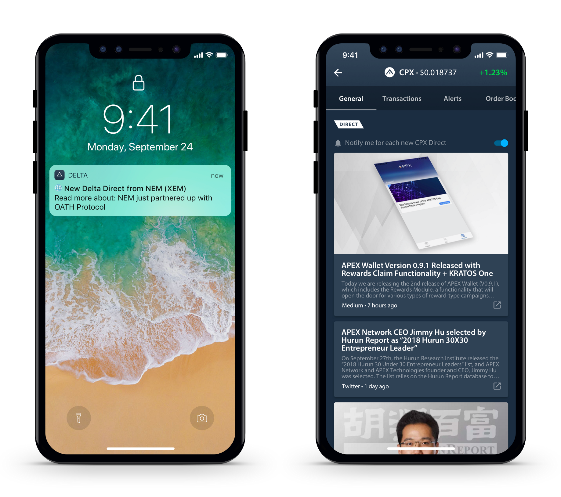 Introducing Delta Direct for iOS & Android! - Delta — Crypto