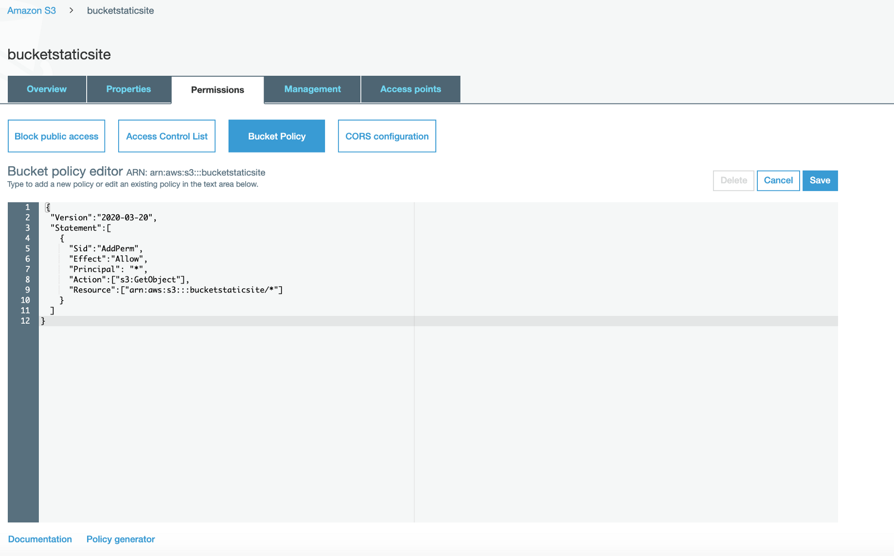 Deploy Static Website on AWS. In this article, you will find a ...