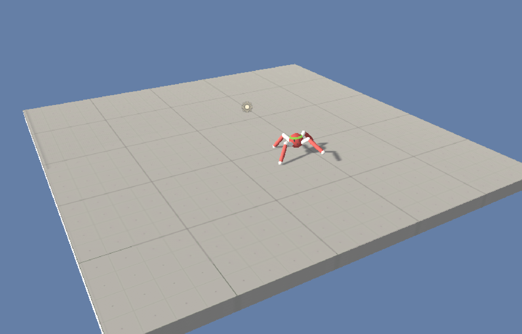 Unity Third Person Animations