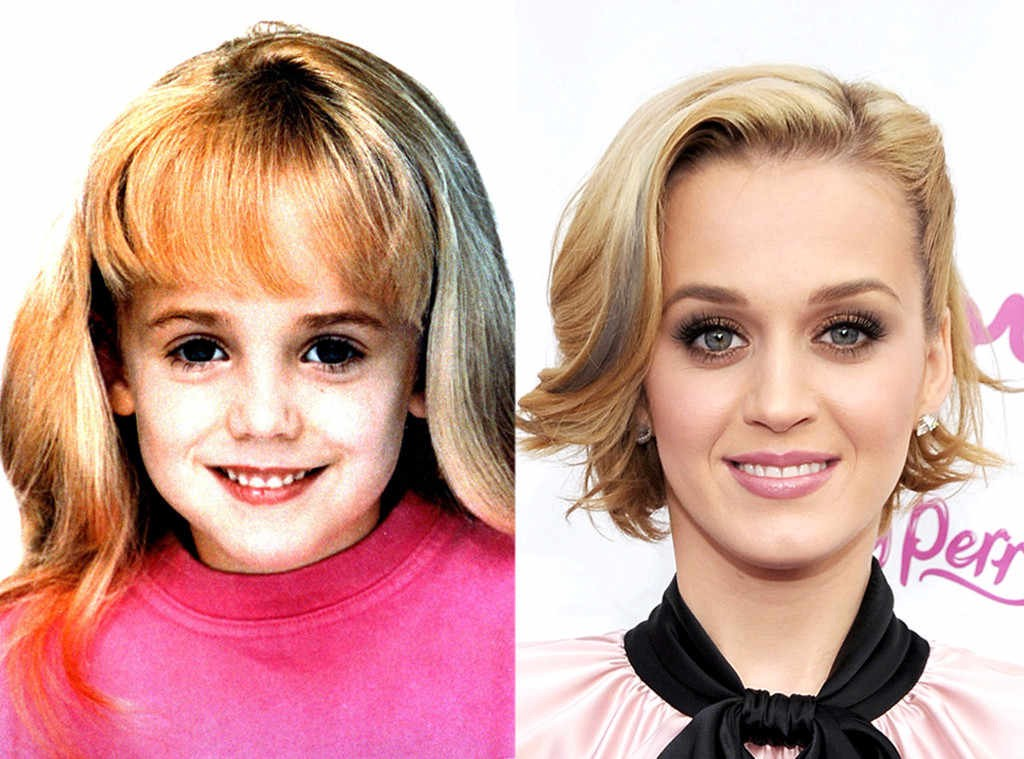 New World University: Katy Perry is JonBenét Ramsey