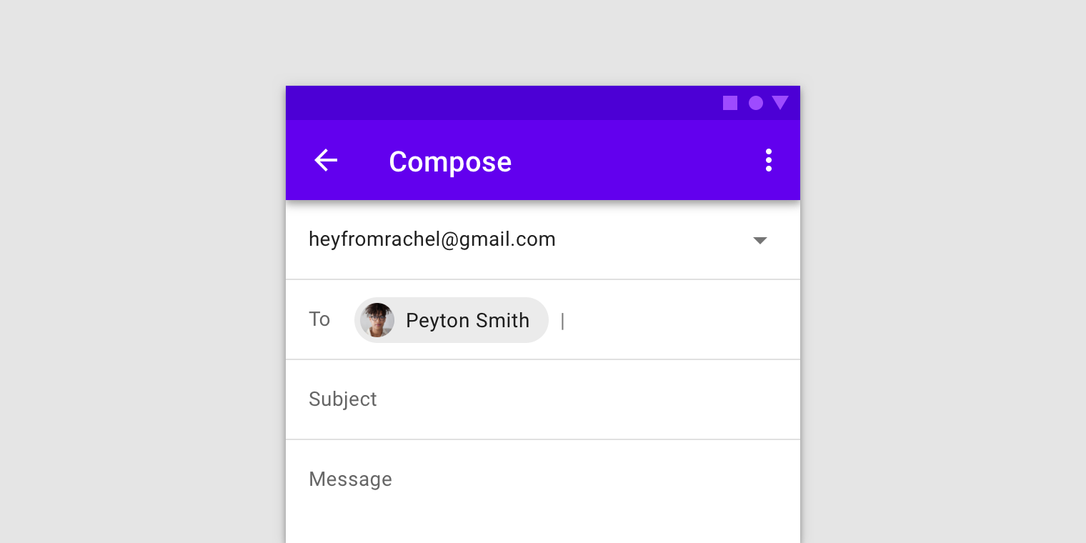Chips: Material Components for Android - Material Design in Action