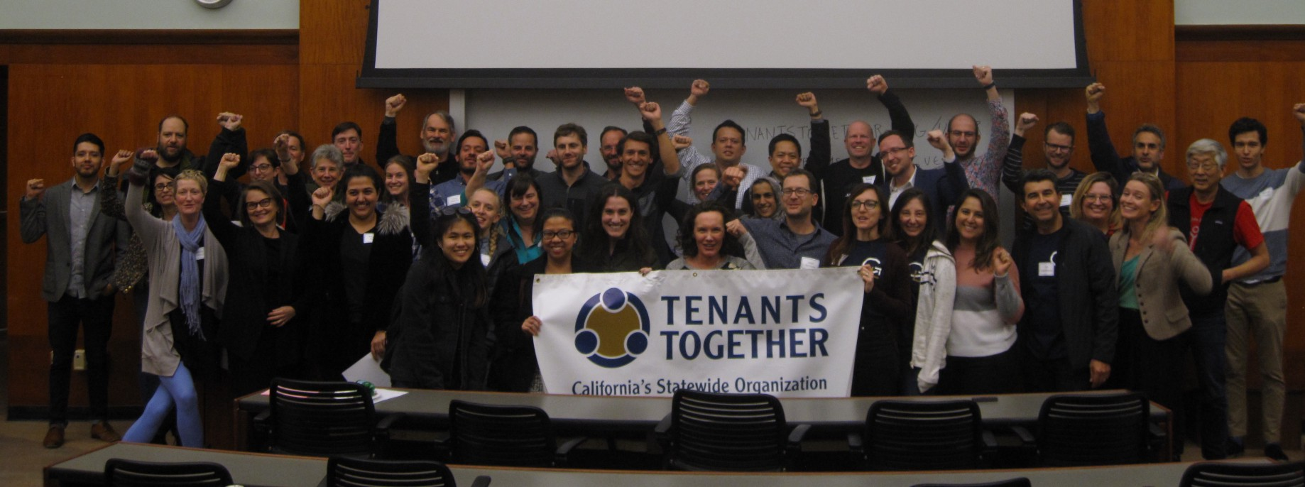Tenant Lawyers Convene Statewide for Housing Justice