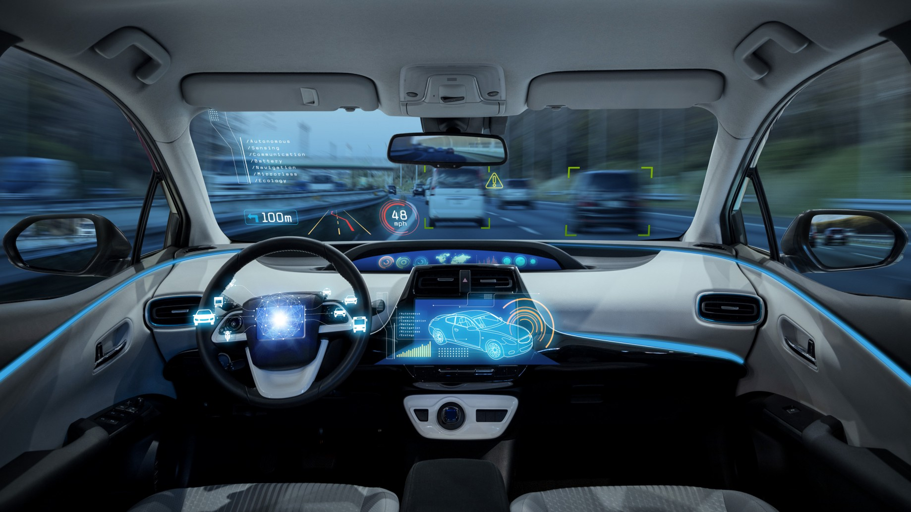 The future of transportation: How AI is helping vehicles think