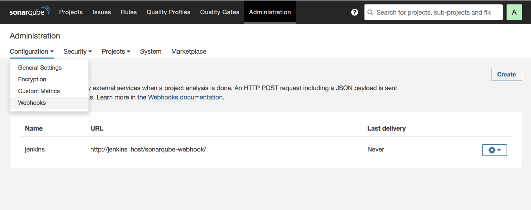Setup SonarQube with Jenkins Declarative Pipeline - Rosaniline - Medium