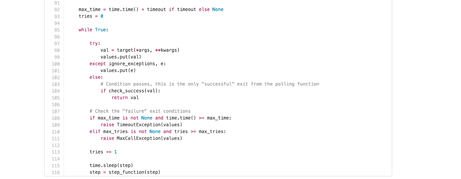 Using the Polling module in Python - Justin Iso - Medium