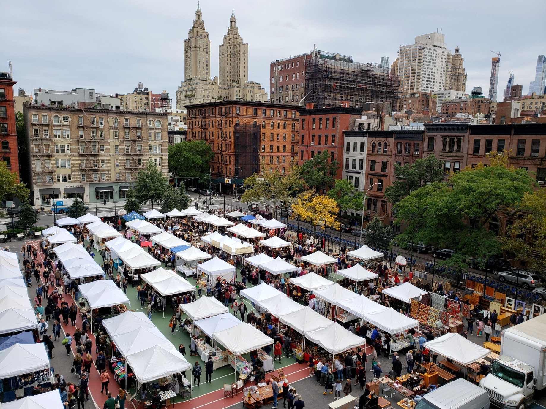Grand Bazaar NYC to Host a Grand Holiday Bazaar this Sunday