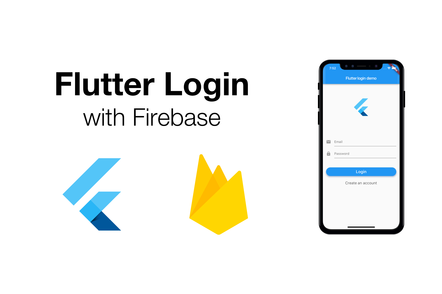 Flutter : How to do user login with Firebase - FlutterPub - Medium