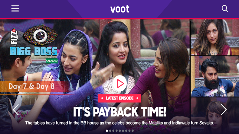 Bigg Boss 10: Get the exclusive content from the walled house on VOOT