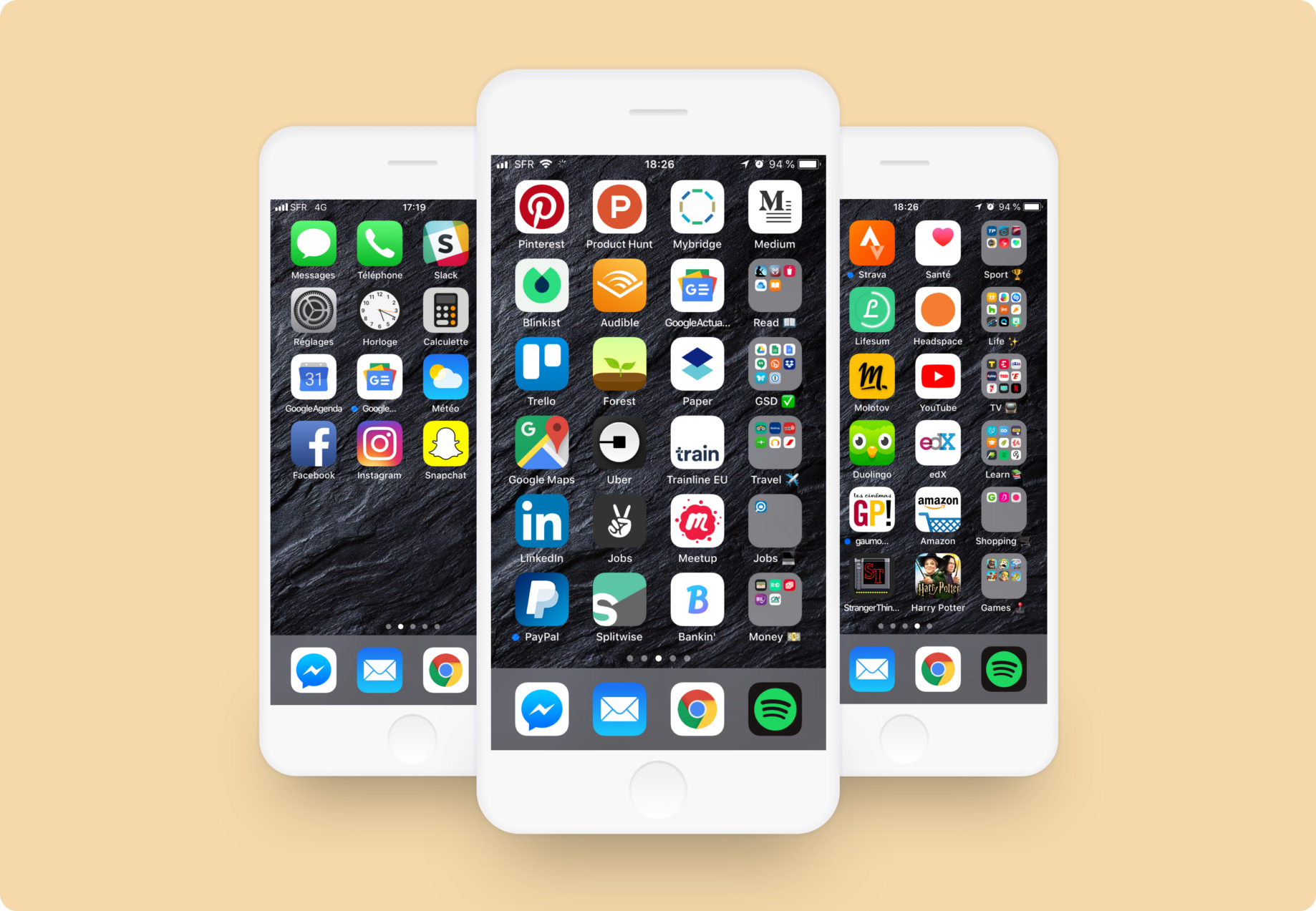 The best way to organize your iPhone Apps - The Startup - Medium