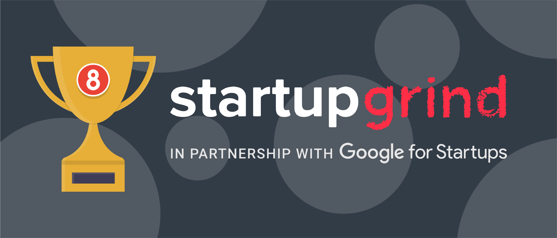 8base Wins Startup Of The Year at Startup Grind Global Conference