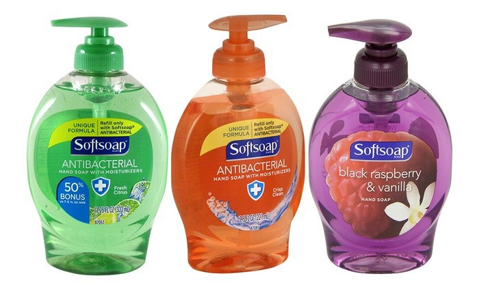 what is a good antibacterial soap