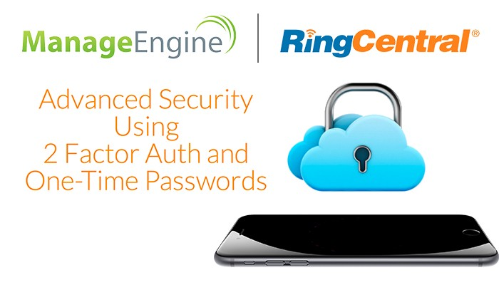 2 Factor Authentication for Password Reset using