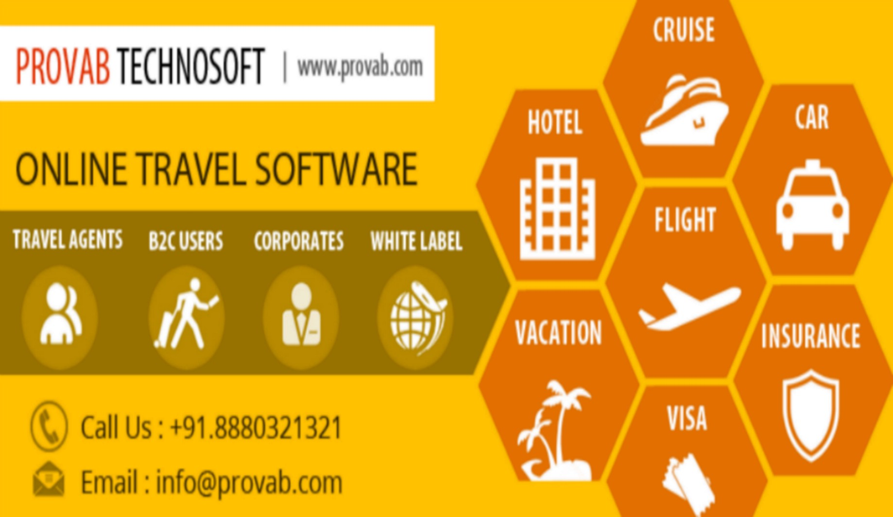 Twitter and facebook integration helping travel agency websites