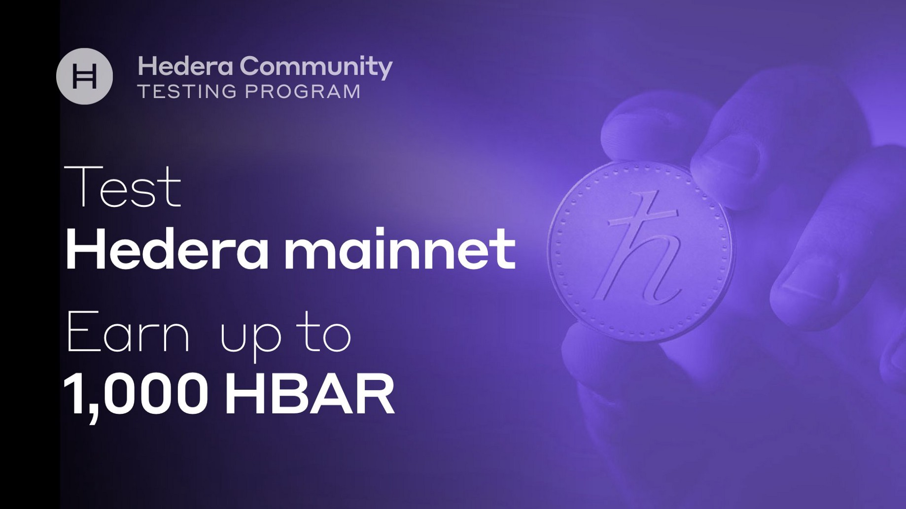 Hedera Hashgraph Launches Mainnet Early Access Program