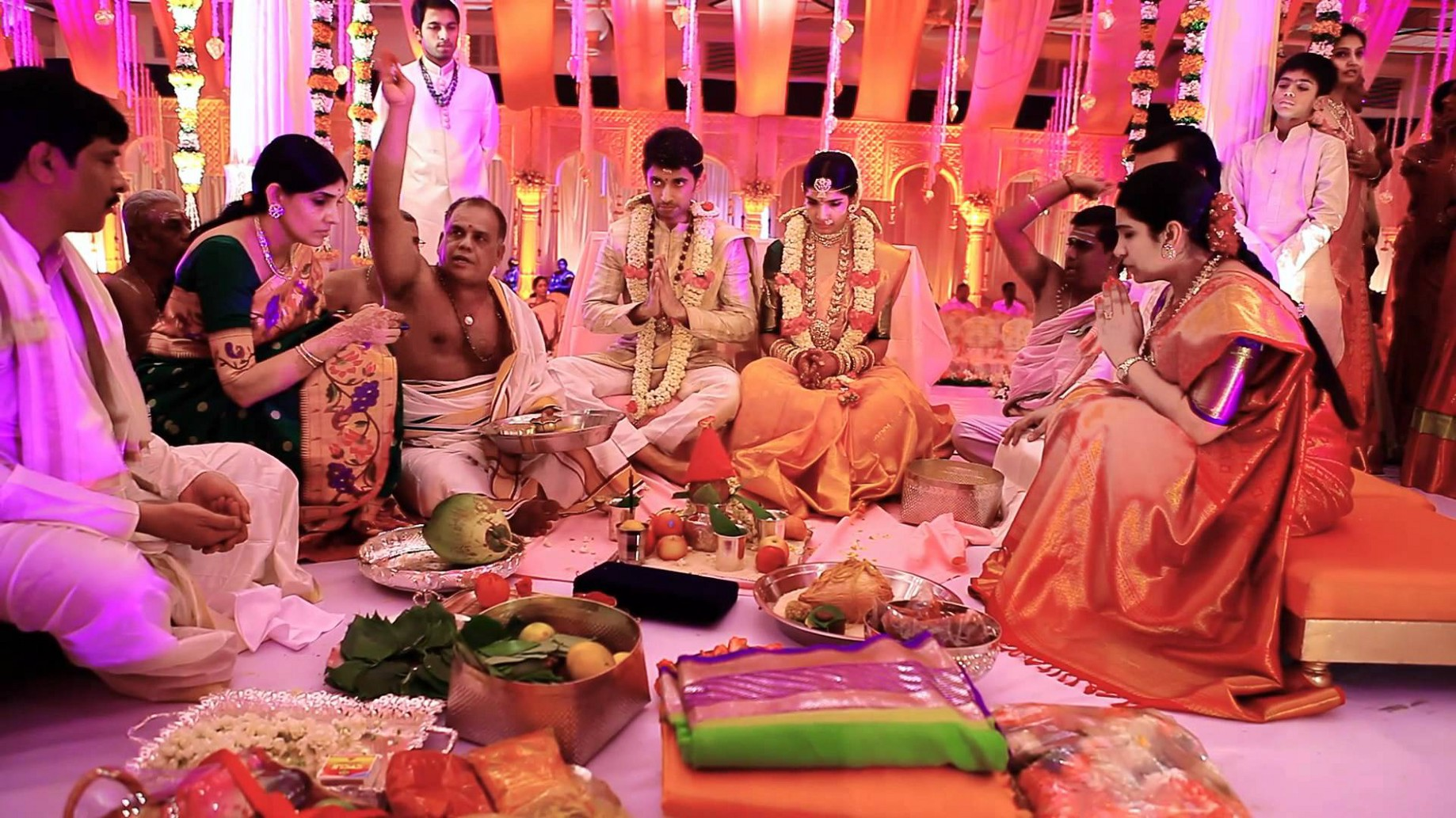 Relevance Of Elders In Telugu Matrimony - weddingculture