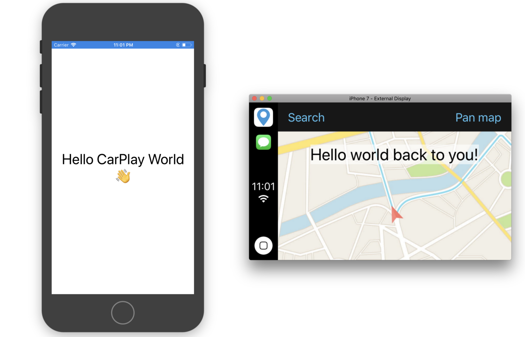 Start developing your navigation app for CarPlay without enrollment