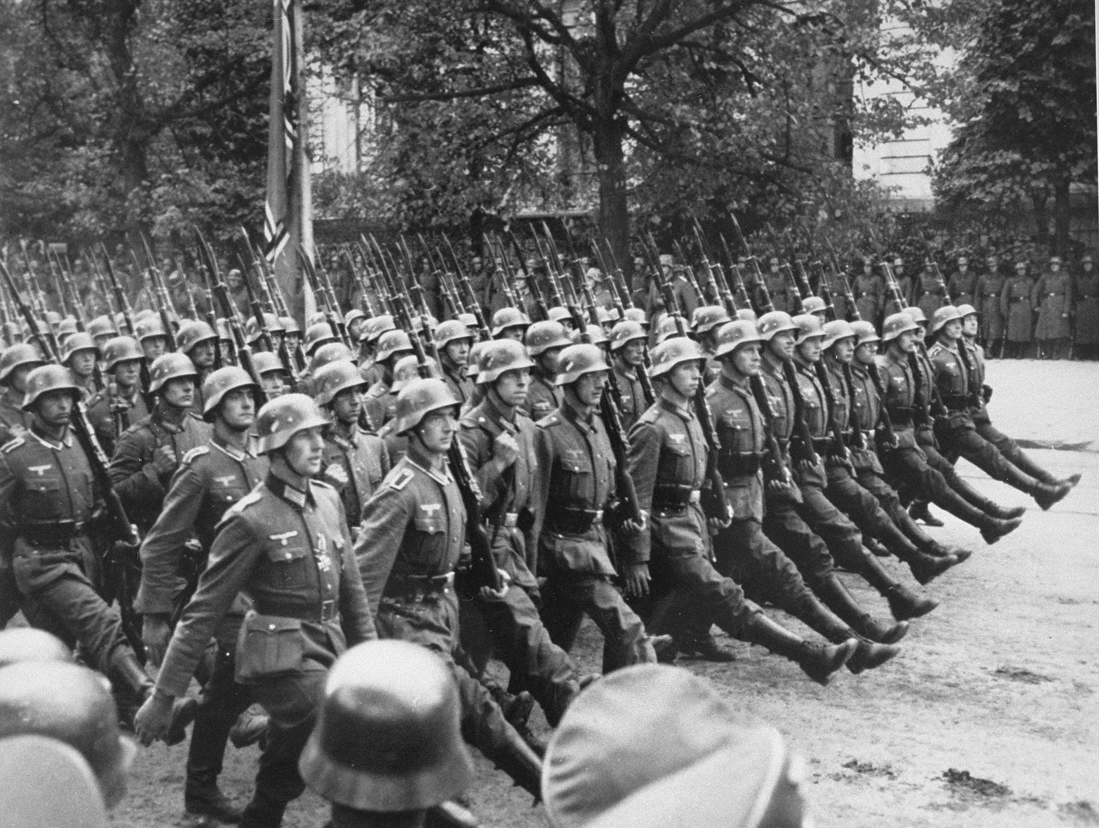 Nazi Propaganda and the Outbreak of World War II | by US Holocaust Museum | Memory & Action | Medium