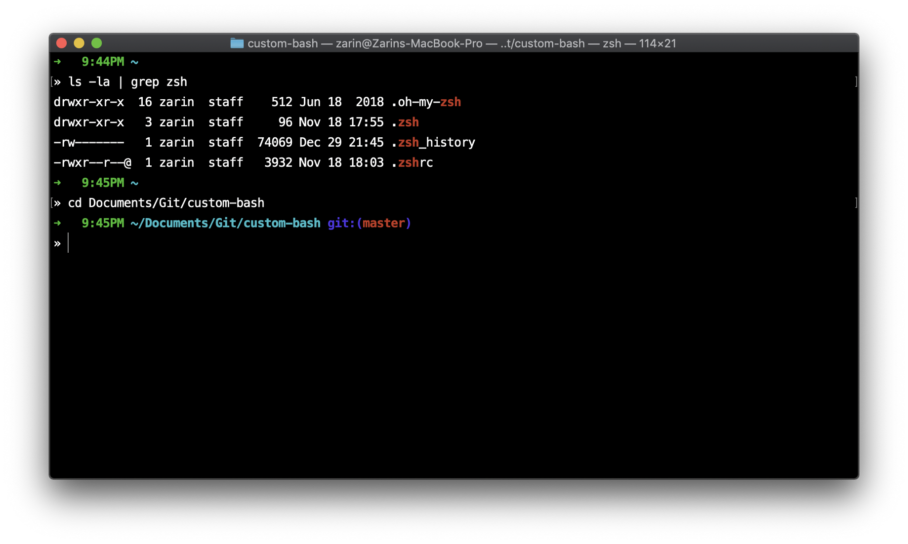 Deck Out Your Mac Terminal: Z Shell (zsh) Made Easy