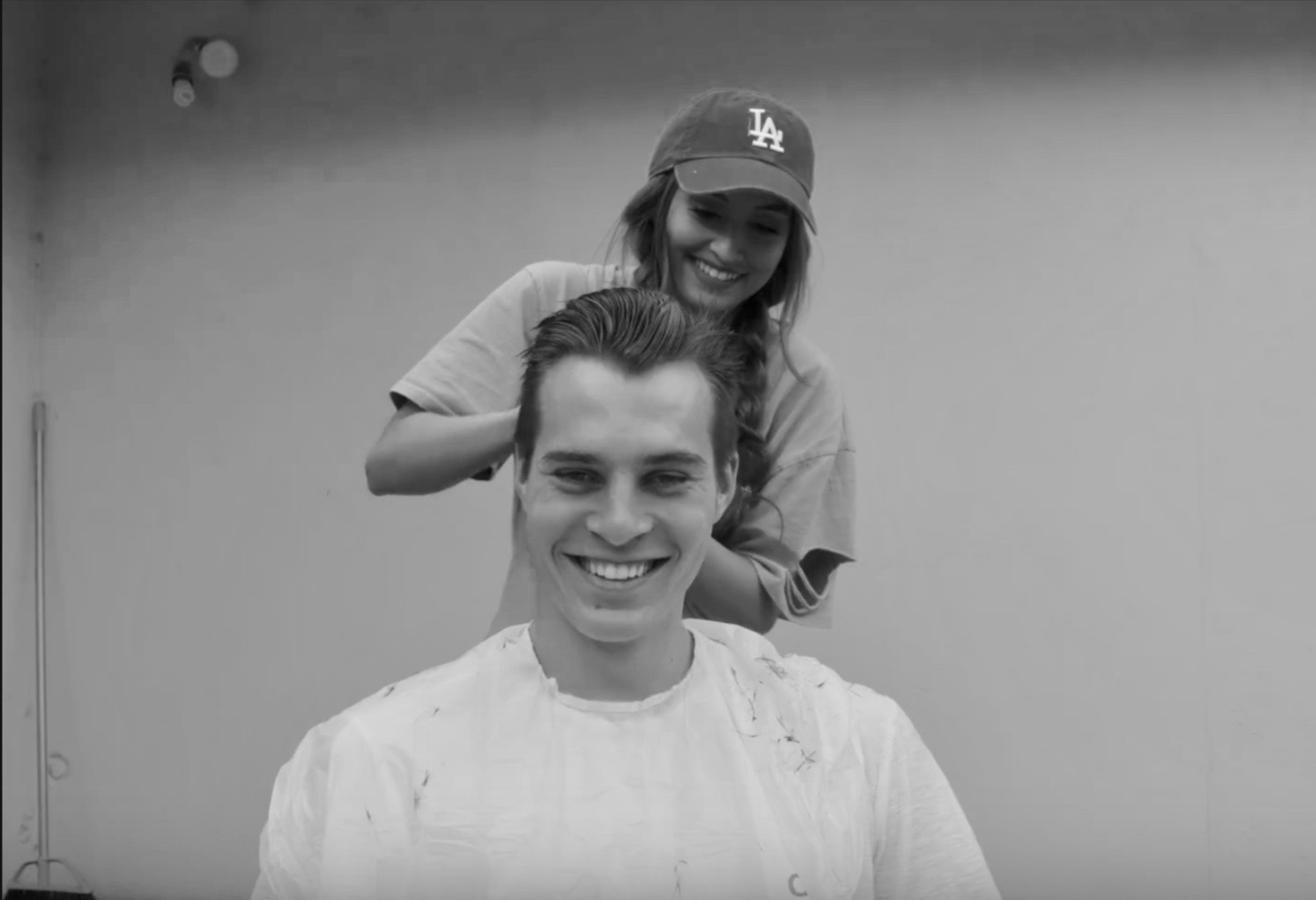 Cutting Your Boyfriend's Hair Could Make or Break Your Relationship