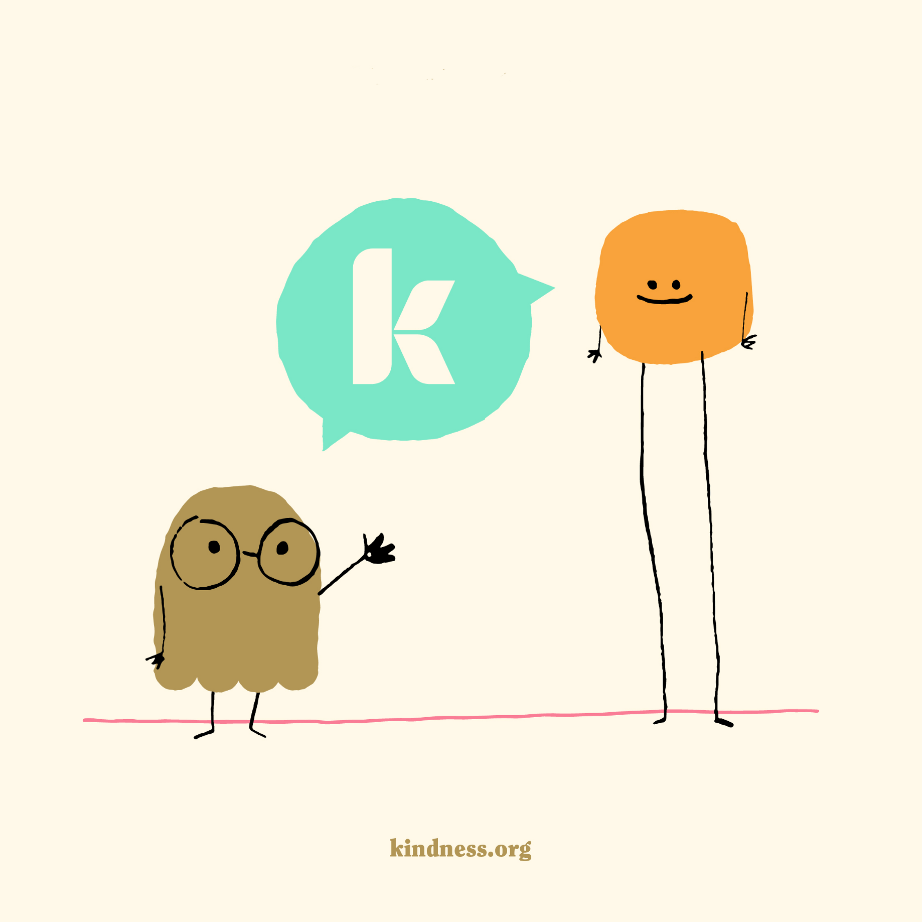 Encouraging Kindness In Kids >> Encouraging Our Kids To Be Kind Kindlab Medium