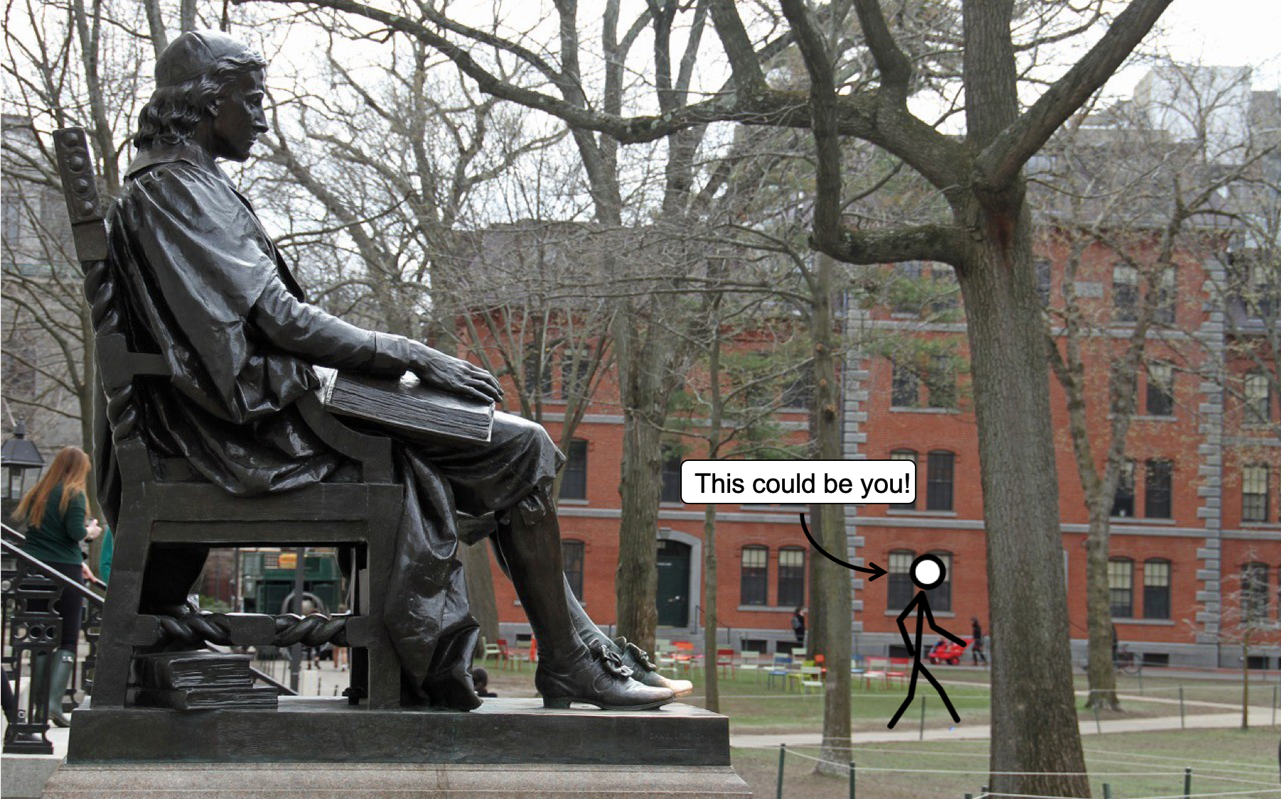 How to Get Into Harvard for Grad School - Noteworthy - The Journal Blog