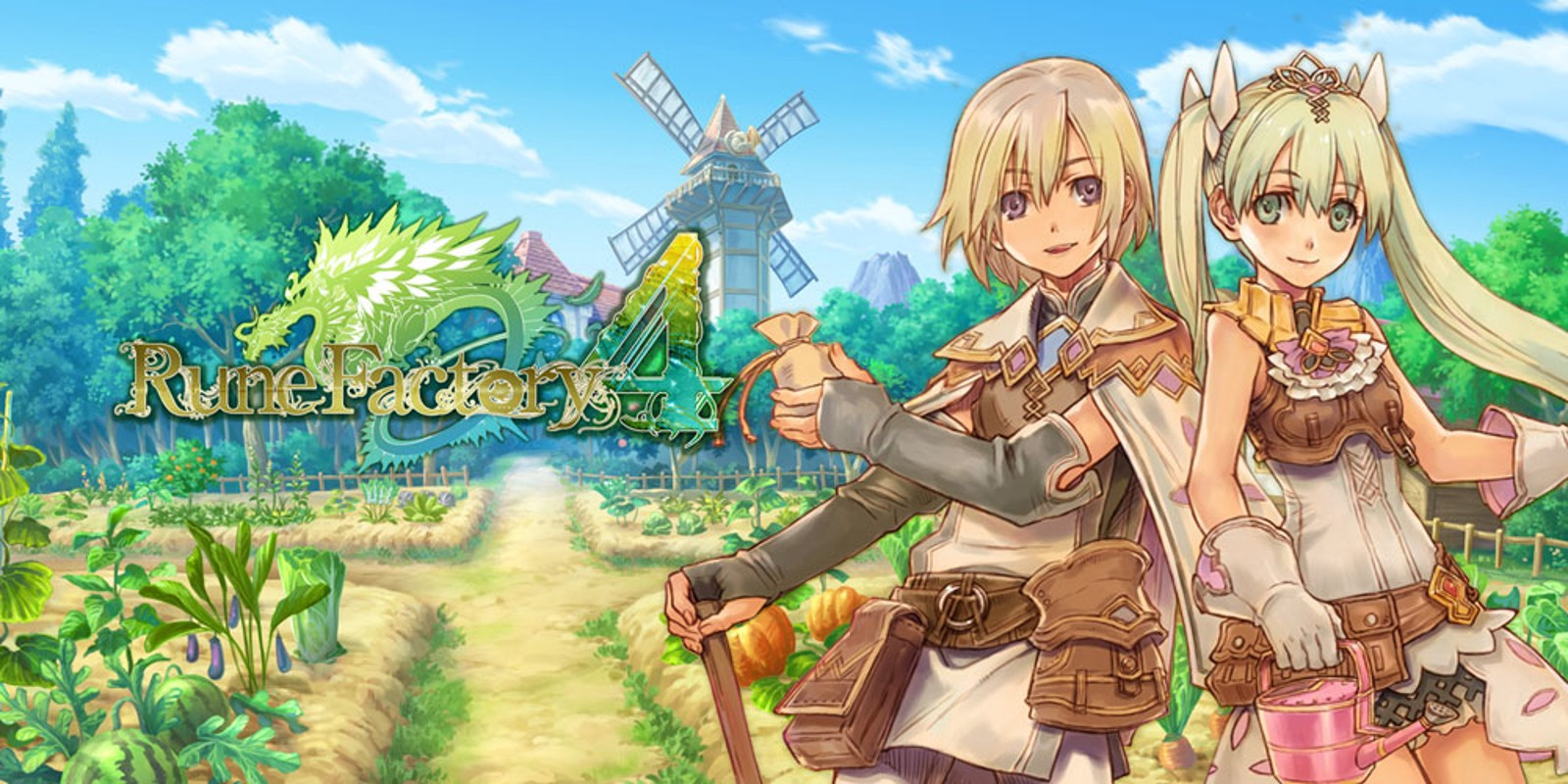 Rune Factory 4 Review - Lucy Turner - Medium