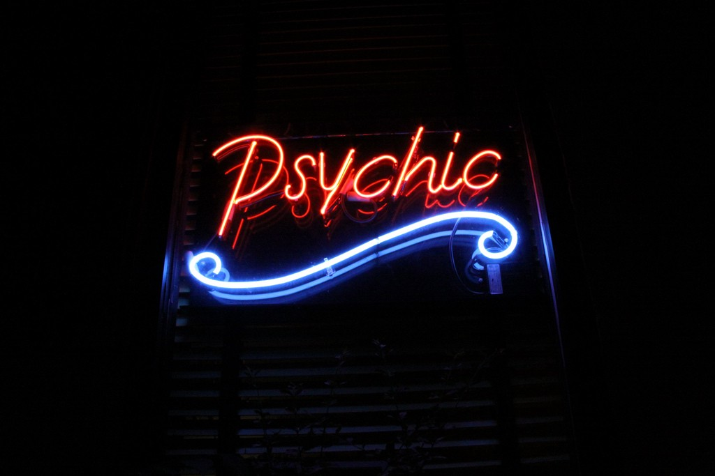 Never Trust A Psychic With Your Love Life, No Matter How Many Good